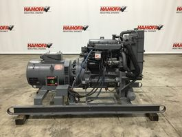 generator Stamford 192 FD3 GENERATOR 20 KVA USED 1986