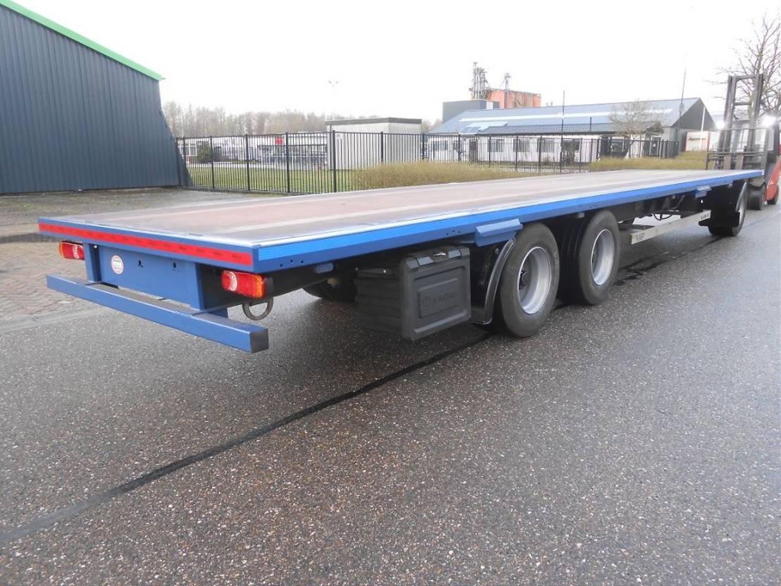 platte aanhanger vrachtwagen Diversen AGROLINER - 3 2010