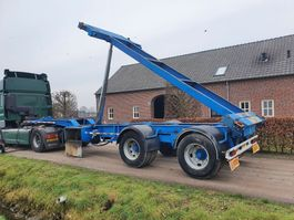 container chassis oplegger Broshuis kip containerchassis 20ft /