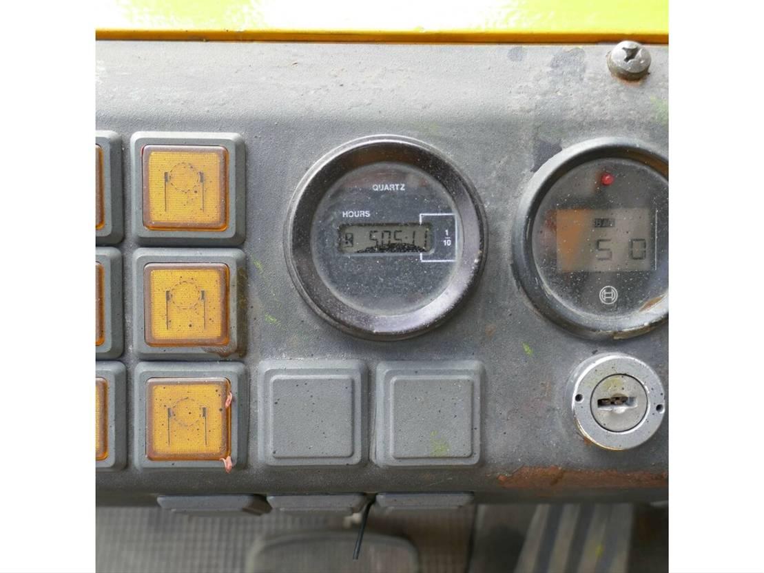vorkheftruck Jungheinrich EFG-V-30 2000