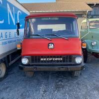 open laadbak vrachtwagen Berliet