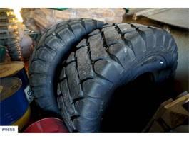 uitrusting overig 4 pcs Wheel loader tires 23.5-25