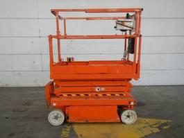 schaarhoogwerker wiel Skyjack SJ3219 - New batteries 2008