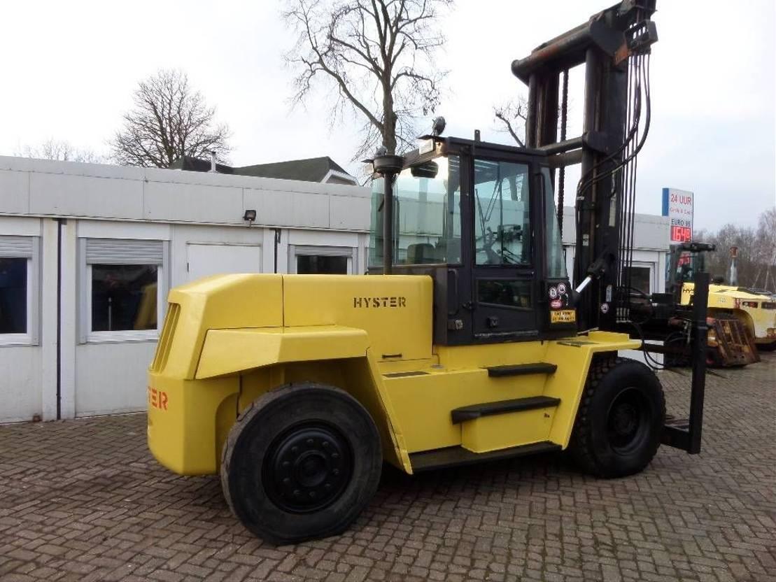 vorkheftruck Hyster H 12.00 XL 1990