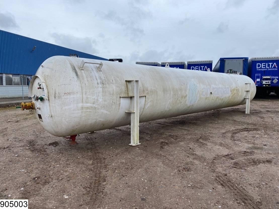 tankcontainer Diversen Citergaz Gas 29360 liter LPG GPL gas storage tank