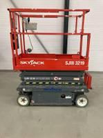 schaarhoogwerker wiel Skyjack SJ III 3219 2013