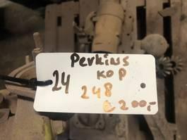 overige equipment onderdeel Perkins 248 cilinder kop