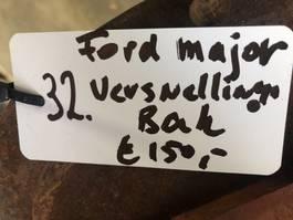overige equipment onderdeel Ford Major bak C 5 NN/7006