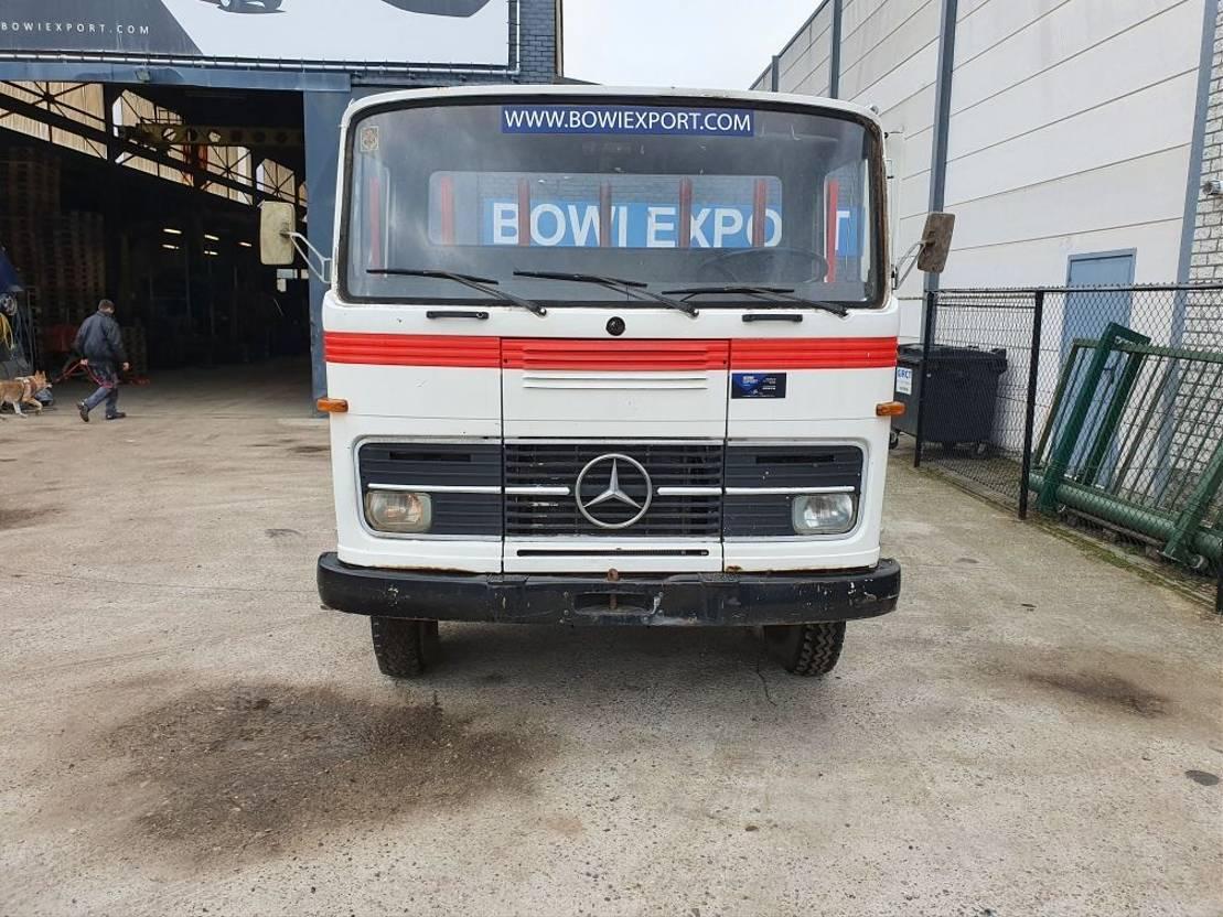 open laadbak vrachtwagen Mercedes-Benz 1313 1978