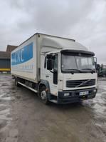bakwagen vrachtwagen Volvo FL6 220 2006