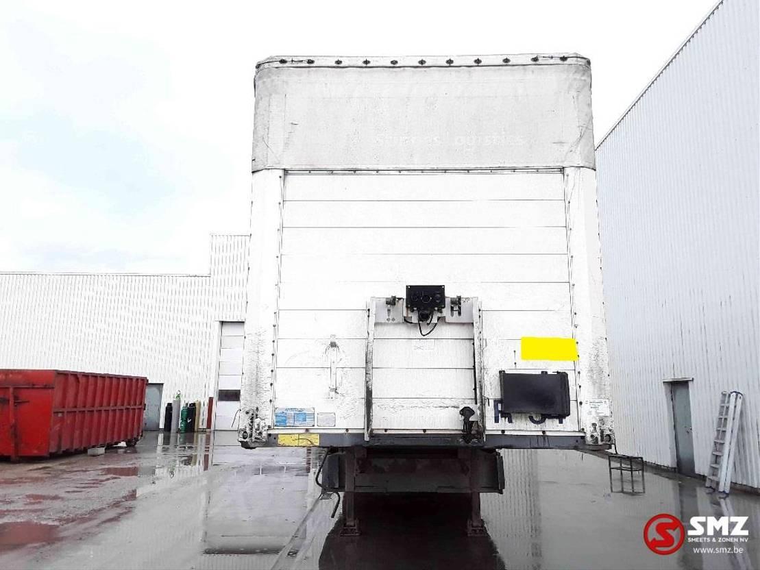 huifzeil oplegger Schmitz Cargobull Oplegger 2002