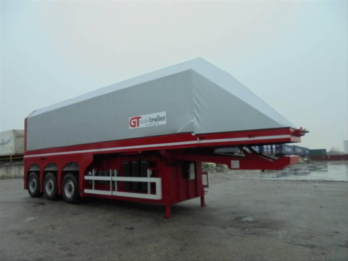 semi dieplader oplegger Diversen GURLESENYIL GLT3 2021
