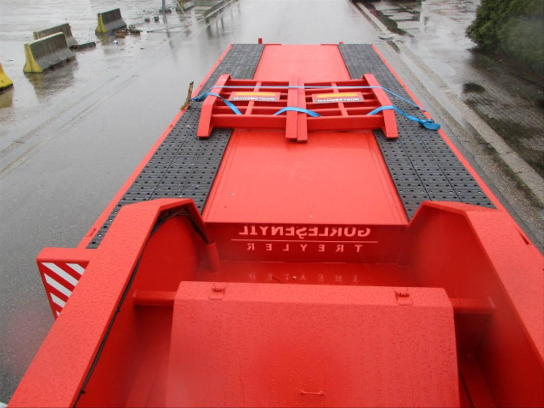 semi dieplader oplegger Diversen GURLESENYIL GLY2 30 TON 2021