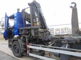 platform vrachtwagen Hiab 135/2 2002