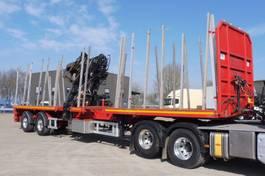 houtoplegger Trax TS 2 D - 2 ASEN GESTUURD TRIDEC MET AFSTANDSBEDIENING -