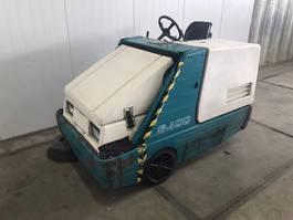 veegmachine Tennant 6400