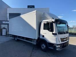 bakwagen vrachtwagen MAN TGL 12.250 4x2 BL-C 2020