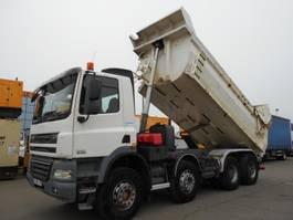 kipper vrachtwagen > 7.5 t DAF CF85 2008