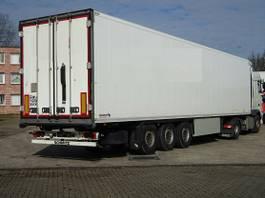 koel-vries oplegger Schmitz Cargobull 4 x Tiefkühl SKO 24 Fleisch/Meat Rohrbahn 2014
