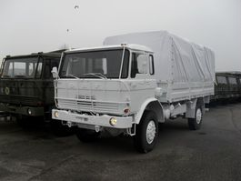 leger vrachtwagen DAF 1800 YA4440 DT615 steel 4x4 EXPORT ex-army MORE UNITS YA 4442 2300 Mercedes 1017 on request 1981