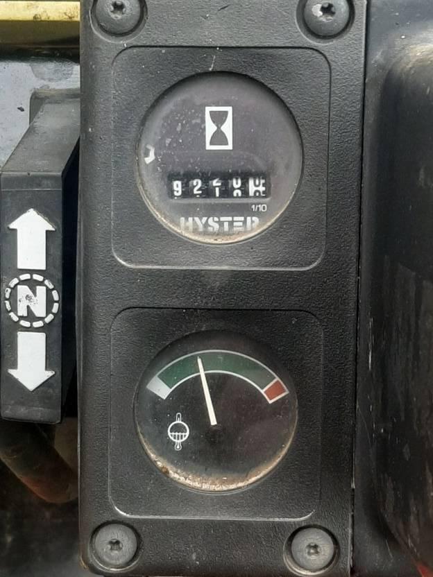 vorkheftruck Hyster H4.00XLS/6 1992