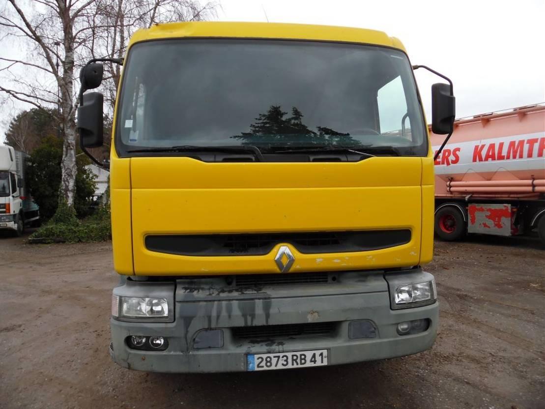 tankwagen vrachtwagen Renault Premium 340 Melkwagen 6x2 1998