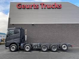 chassis cabine vrachtwagen Volvo FH16-750 10X4 TRIDEM EURO 6 HEAVY DUTY 2018