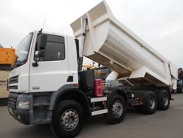 kipper vrachtwagen > 7.5 t DAF CF85 2005
