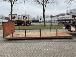 overige containers Abg Flatbed container