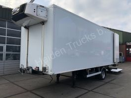 koel-vries oplegger Bunk BU 7000 | BE Koel Trailer | Carrier Supra 550 2014