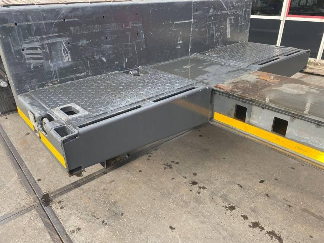 semi dieplader oplegger Faymonville MAX 100 F-S44-1A1Y 2015