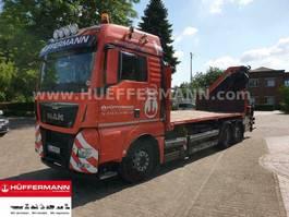 platform vrachtwagen MAN TGX 26.440 6x2 Baustoff Palfinger PK53002 2015