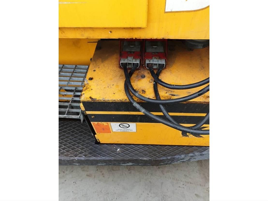 vorkheftruck Kalmar 6tons elektrische heftruck 1996