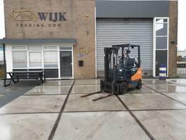 vorkheftruck Doosan 2 ton lpg heftruck 2010