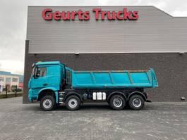 kipper vrachtwagen > 7.5 t Mercedes-Benz Arocs 4442 8X6/4     2 SIDE KIPPER/TIPPER TRUCK 2017
