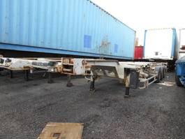 container chassis oplegger Trouillet Non spécifié 1999