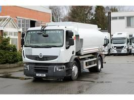 tankwagen vrachtwagen Renault Premium 310 /Retarder/13000l/4 Kammern/ADR 09.21 2010