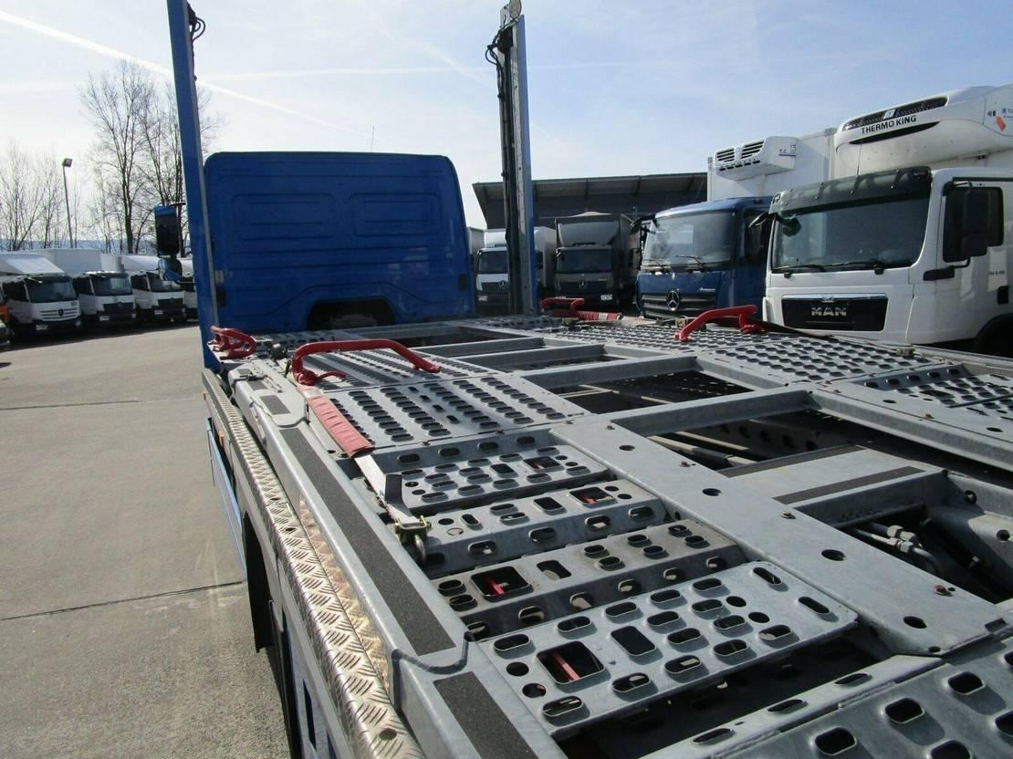 takelwagen-bergingswagen-vrachtwagen Mercedes-Benz Atego 1224 L AUTOTRANSPORTER 6,2m KÄSSBOHRER 2014