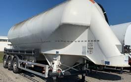 silo oplegger Feldbinder 40 m3 - BPW - 2 Units 2012