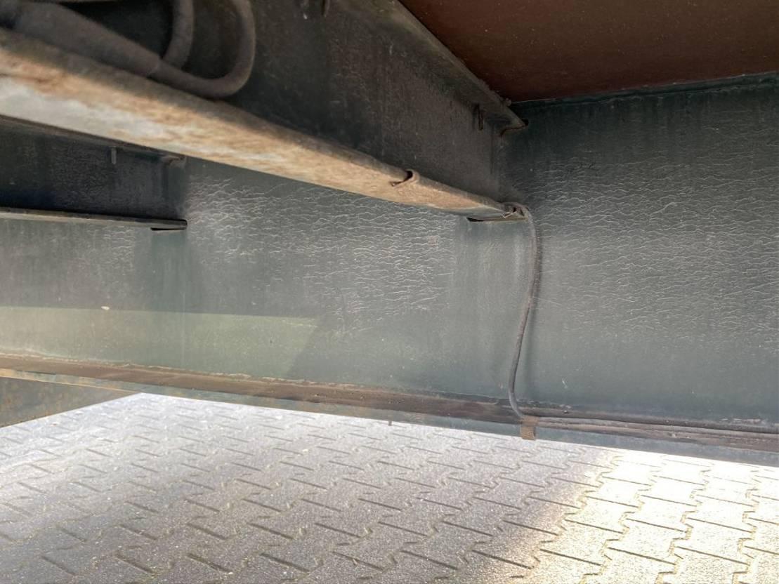 semi dieplader oplegger Varmo OZ 24-36 1998