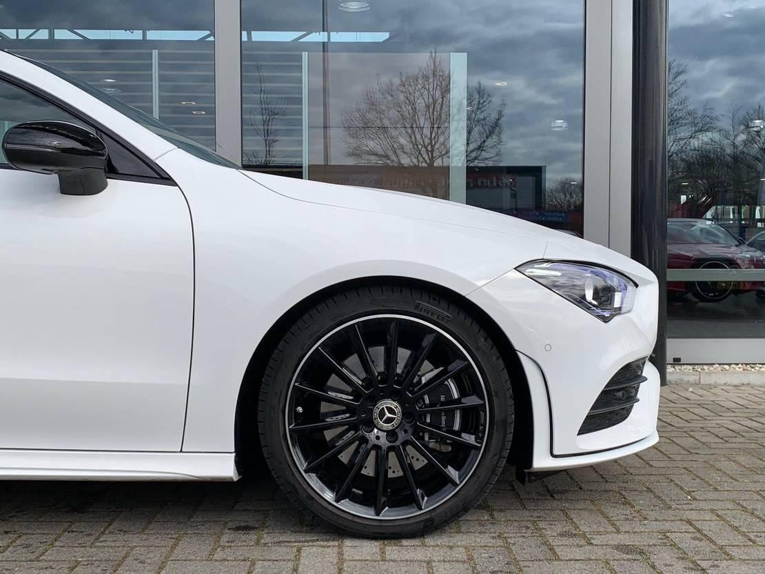 stationwagen Mercedes-Benz Shooting Brake 220 Advantage | AMG-Line | Night | Sfeerverlichting | Cam... 2021