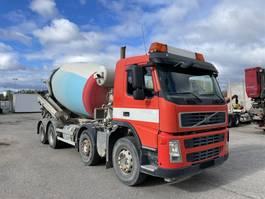 betonmixer vrachtwagen Volvo FM 400 Volvo FM400, 8x4, Euro 6, InterMix 10m3, 2008 2008