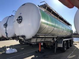tankoplegger Magyar Magyar Tanker Semi-trailer 34000 ltr | Inox | Stainless | Foodstuff-Lebensmittel 2009