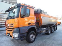 kipper vrachtwagen > 7.5 t Mercedes-Benz Arocs 3348 AROCS 3248 LK, 8X4, MEILLER THERMO, TRIDEM 2016