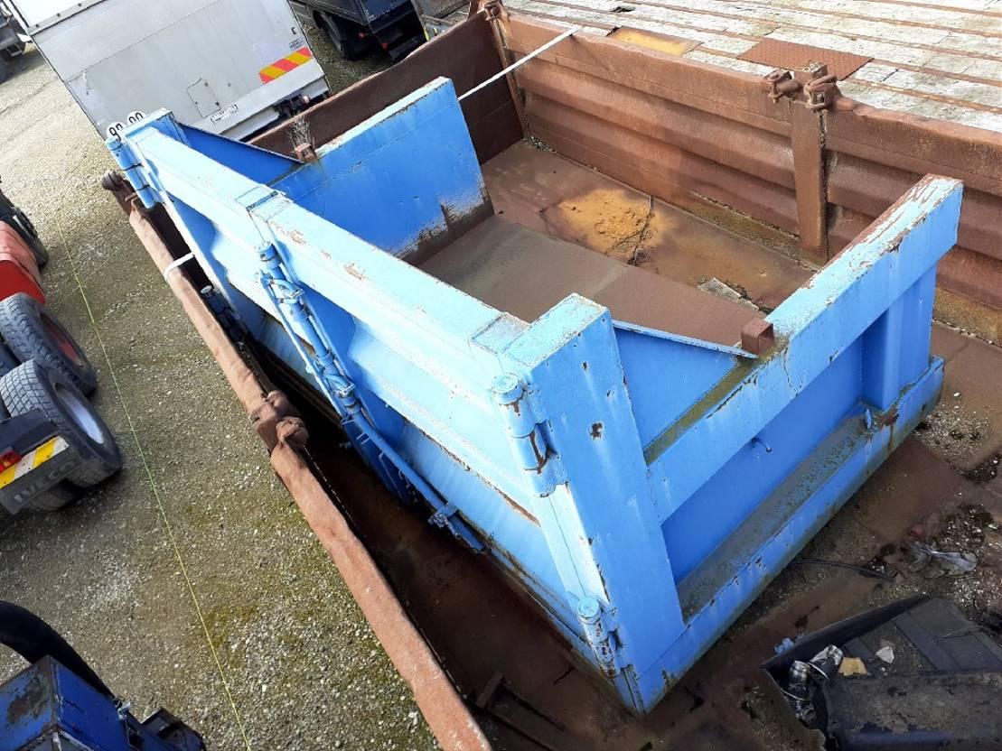 Kipperbak vrachtwagen onderdeel Diversen Occ Kipbak deuren