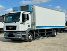 koelwagen vrachtwagen MAN TGM 15.250 LL Tiefkühlwagen/Lbw. nur 185Tkm 2012