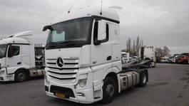 standaard trekker Mercedes-Benz Actros actros 1845  retarder 2013