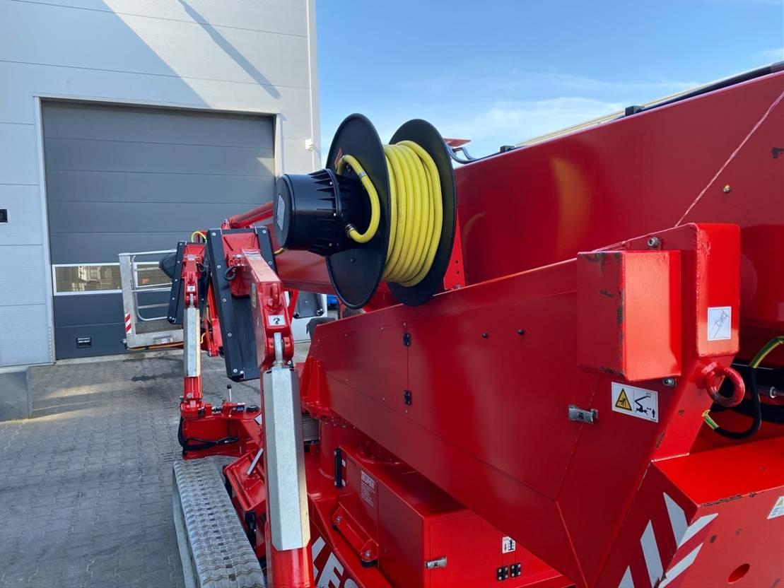 telescoophoogwerker rups Teupen Leo 36T 2014