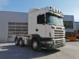 zware last trekker Scania R480 Highline- 6X2- RETARDER- Lenk + Liftachse 2012