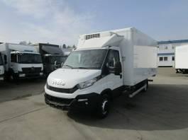 koelwagen bestelwagen Iveco DAILY 70 C 17 Kühlkoffer 4,7 m LBW 1T*THERMOKING 2015